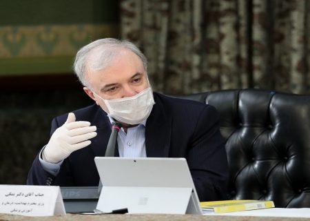 گلایه وزیر بهداشت از تصمیمات مسئولان و سفرهای نوروزی مردم/ روزهای سختی در پیش است