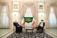روحانی به دیدار رئیسجمهور منتخب رفت+ تصاویر