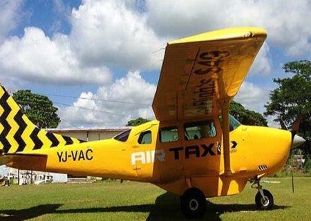 صدور مجوز نخستین تاکسی هوایی در فرودگاه بین المللی پیام