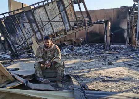 روایت سربازان آمریکایی از لحظات دردناک حمله موشکی ایران به پایگاه عینالاسد + فیلم