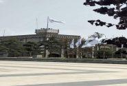پرچم طالبان بر فراز ارگ ریاست جمهوری/ دولت موقت رسما آغاز به کار کرد