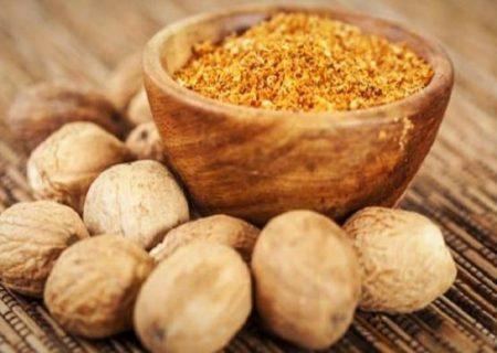 ۷ خاصیت بی نظیر جوز هندی برای سلامت بدن